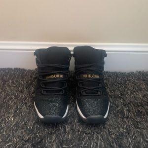 Jordan 11 stingrays